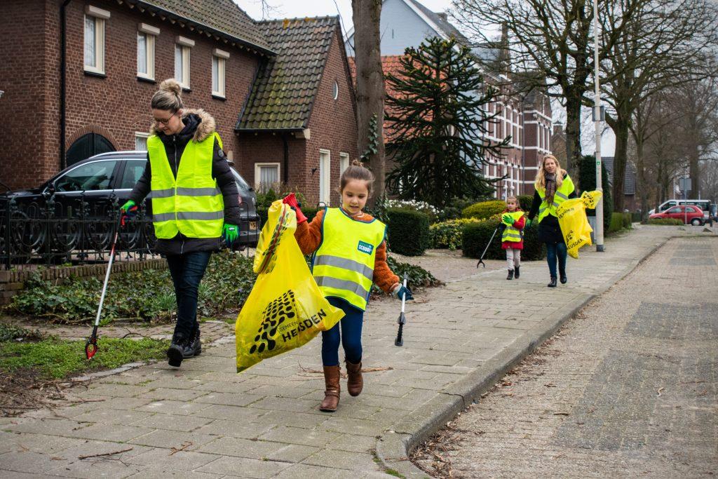 De Bries sfeerfoto World Cleanup day