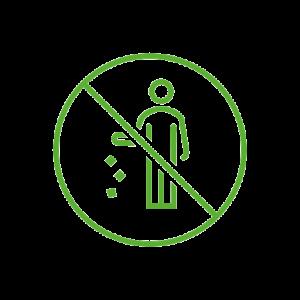 Geen afval