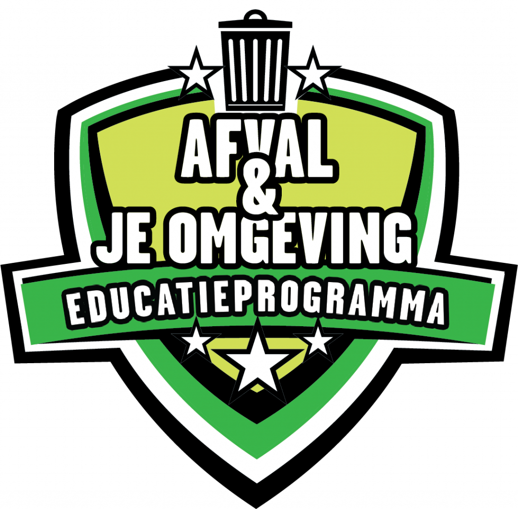 Afval en je omgeving logo