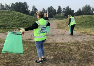 de bries world cleanup day 2021
